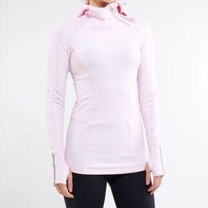 Lululemon Run Back On Track Long Sleeve Pullover